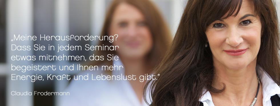 Referenzen - Claudia Frodermann Training & Beratung