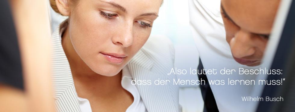 Seminare für Auszubildende - Claudia Frodermann Training & Beratung